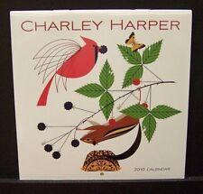 Charles/Charley Harper New 2010 Small Wall Calendar