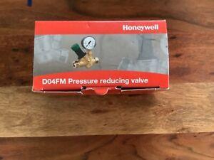 Honeywell Pressure reducing valve D04FM
