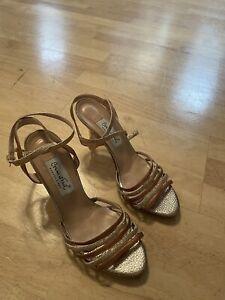 """comme il faut tango shoes, Size 39, heel 8cm-3.2"""""""