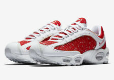 Supreme X Nike Air Max Tailwind IV White/Red Size 10.5 - EU 44.5