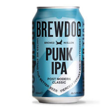 BrewDog Punk IPA Cans 33cl - Pack of 6
