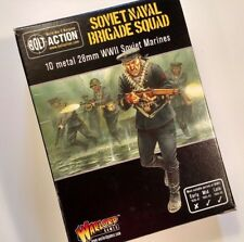 Warlord Games - Soviet Naval Brigade box set WGB-RI-05 - Bolt Action WW2