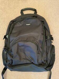 Targus NEW Laptop Backback Black