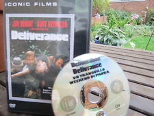 DELIVERANCE DVD Burt Reynolds Jon Voight  Iconic Films  Ned Beatty James Dickey+