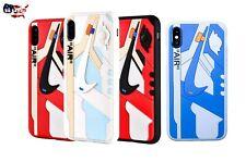 Off White Chicago Jordan 1's 3D iPhone X XR XS MAX 6 6s 7 8 Plus Case- US Seller