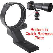 Camera Lens Collar Support Tripod Mount Ring fr Nikon AF-S 200-500mm F5.6E ED VR