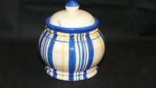 Ritzenhoff und Breker Flirt by R&B French Vanilla Geleedose Keramikserie 11,5 cm