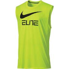 Nike Elite Sleeveless Dri-Fit Basketball-Tanktop Jersey Size M