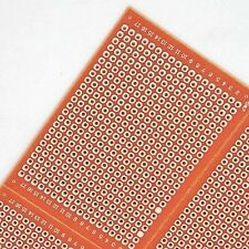 10 Pcs 5x7cm Prototype Paper PCB Universal Experiment Matrix Circuit Board 2014