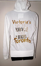 VICTORIA'S SECRET Toronto Canada  HOODIE RHINESTONE SUPER MODEL ESSENTIALS
