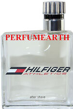 HILFIGER ATHLETICS AFTER SHAVE LOTION UNBOX 3.3 / 3.4 OZ BY TOMMY HILFIGER