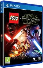 LEGO Star Wars The Force Awakens (PS VITA) - New & Sealed - Region Free