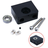 3D Printer Parts Aluminum Z-Axis Leadscrew Top Mount For Creality CR-10 END DFC