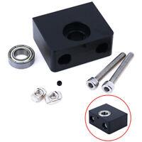 3D Printer Parts Aluminum Z-Axis Leadscrew Top Mount For Creality CR-10 EN BRC3