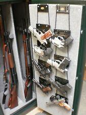 4-Gun Vault Door Pistol Rack System