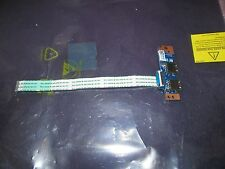 Sony VAIO Fit SVF15415CDB SVF154 USB Ports board with Cable DA0HKATB6D0