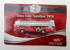 """Werbebus """"Coca-Cola"""" Teambus 1974 FIFA WM - Mannschaftsbus - in OVP"""