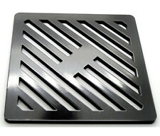 310mm Square Metal steel Gully Grid Heavy Duty Drain Cover likecast ironstronger