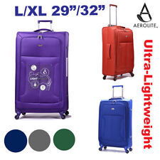 Unisex Adult Over 100L Wheels/Rolling Suitcases
