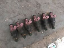 Bmw e36 328 m52 m50 injectors pink x6 BOSCH upgrade 323 325