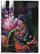 1995 Fleer Ultra X-Men Suspended Hunters & Stalkers (5/10) BISHOP