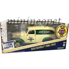GREENLIGHT 18242 1939 CHEVROLET PANEL TRUCK 1/24 CHEVROLET GENUINE PARTS Chase