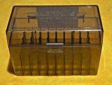 BERRY'S PLASTIC AMMO (1) 50 Round Storage Boxes For 303 British FREE SHIPPING