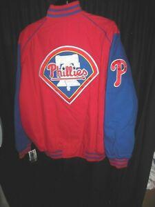 Philadelphia Phillies Men's G-III Reversible Jacket XXL
