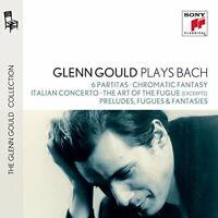 Glenn Gould - Glenn Gould Plays Bach: 6 Partitas Bwv 825-830 + more [CD]