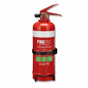 Firepro 1kg Dry Powder Fire Extinguisher
