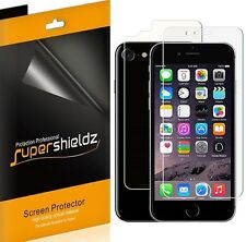 6x Supershieldz Front + Back Full Body Clear Screen Protector for iPhone 7