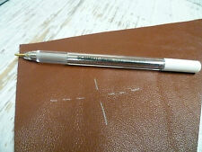Leather Marking Pen - Schmidt 700 - Silver - Upholstery Marker - Made in Germany