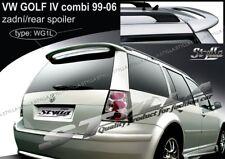 SPOILER REAR ROOF VW VOLKSWAGEN GOLF MK4 MKIV VARIANT COMBI WING ACCESSORIES
