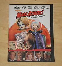 MARS ATTACKS! (un film di TIM BURTON)- DVD FILM