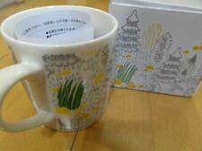 Moomin  Limited mug  cup Moominvalley nissay