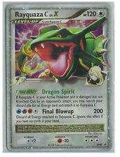 RAYQUAZA LV.X LVX DP47 Ultra Rare Star Holo Foil Promo Pokemon Card EXLNT/LP
