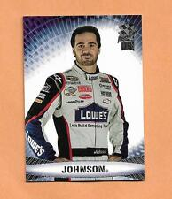 Jimmie Johnson Press Pass 2009 Nazionale Convention Vip Cartoline #3