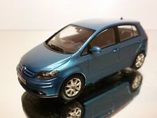 MINICHAMPS VW VOLKSWAGEN GOLF 1.6 - BLUE METALLIC 1:43 - EXCELLENT - 33