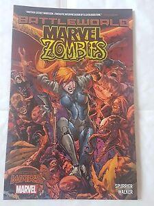 Marvel Secret Wars Marvel Zombies Warzones Trade Paperback