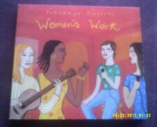 PUTUMAYO PRESENTS WOMEN'S WORK CDANI DIFRANCO,VONDA SHEPARD etc