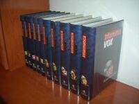 INFORMÁTICA VOX - 5 TOMOS + 5 ESTUCHES DE CDs 2ª EDICIÓN SPES 2003