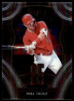 2020 Select 25-Man #25M-CF Mike Trout - Los Angeles Angels