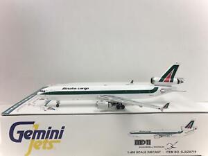 Gemini Jets 1:400 Alitalia cargo MD-11 EI-UPA GJAZA719