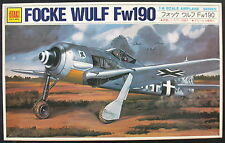 OTAKI OT2-26-500 - FOCKE WULF Fw 190 - 1:48 - Flugzeug Modellbausatz - Model Kit
