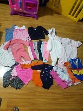 6 to 9 months baby girl bundle