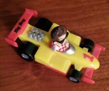 1998 BOB'S BIG BOY RACE CAR KID'S CHILDREN'S TOY FROM ELIAS BROTHERS RESTAURANTS