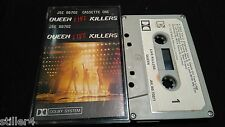 QUEEN Live Killers *MEGARARE NEW ZEALAND MC TAPE*