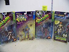 Spawn Set of 4 Girl Figures set #2