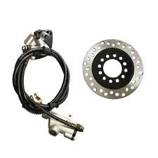 New listing For ATV 50-125cc Go Kart Rear Disc Brake Assembly Cylinder Caliper Disc Rotor