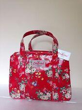 CATH KIDSTON MINI ZIP BAG-SPRAY FLOWERS